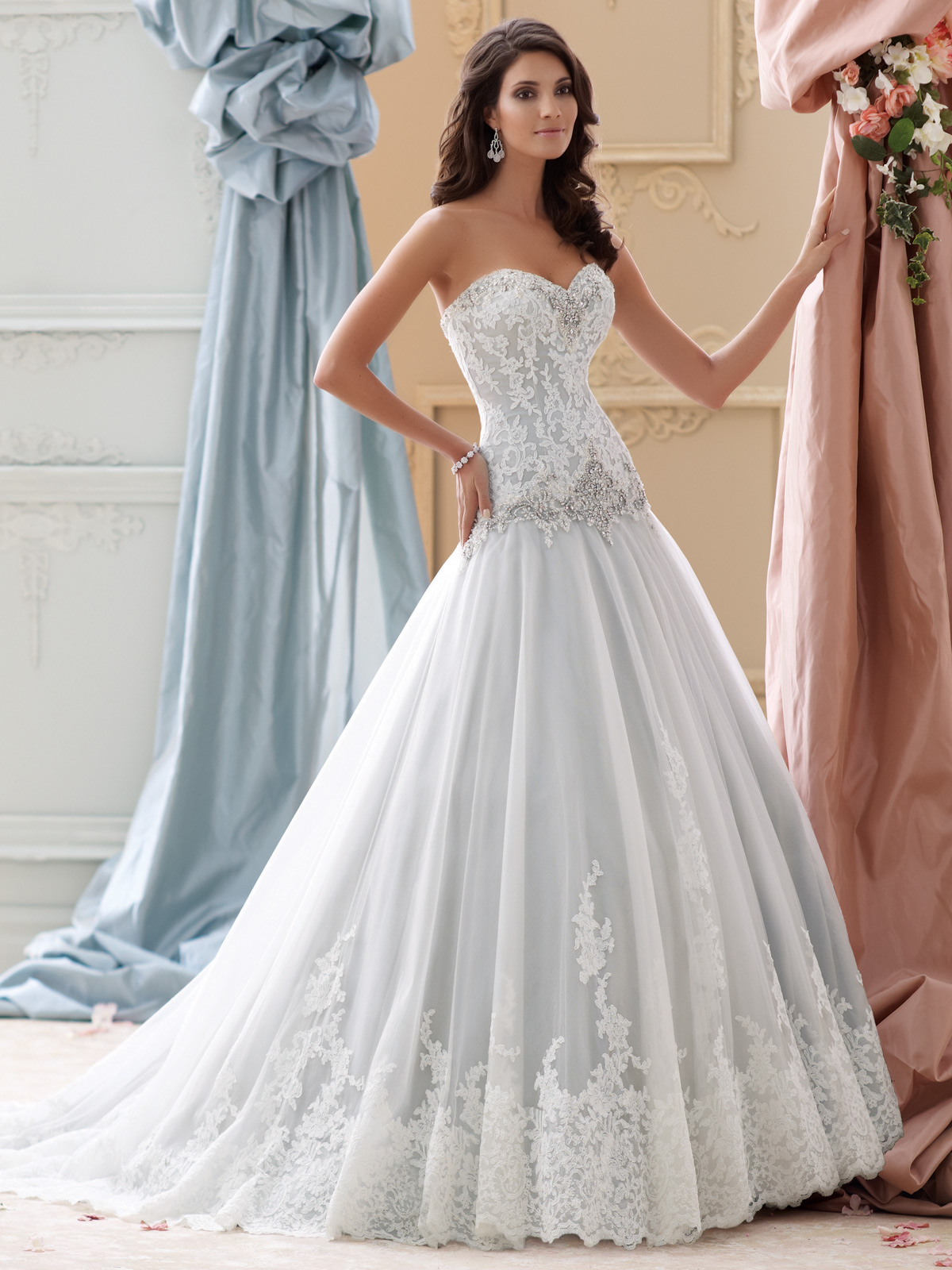 ANN MATTHEWS BRIDAL BALL GOWNS